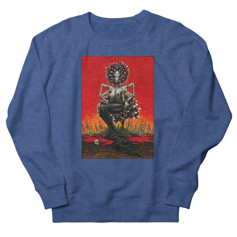 The Pain Sucker Goddess Women's Sweatshirt by Ferran Xalabarder's Artist Shop