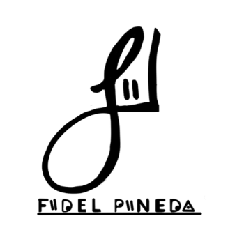 Fidel Pineda Art & Apparel Logo