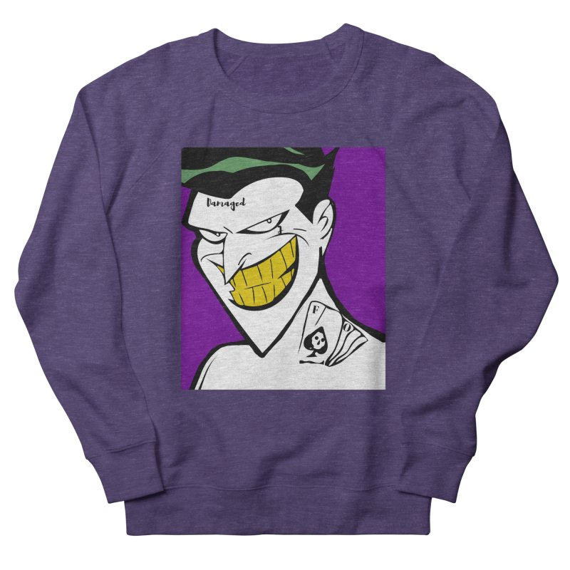 Papa Puddin Men's Sweatshirt by Fidel Pineda Art & Apparel