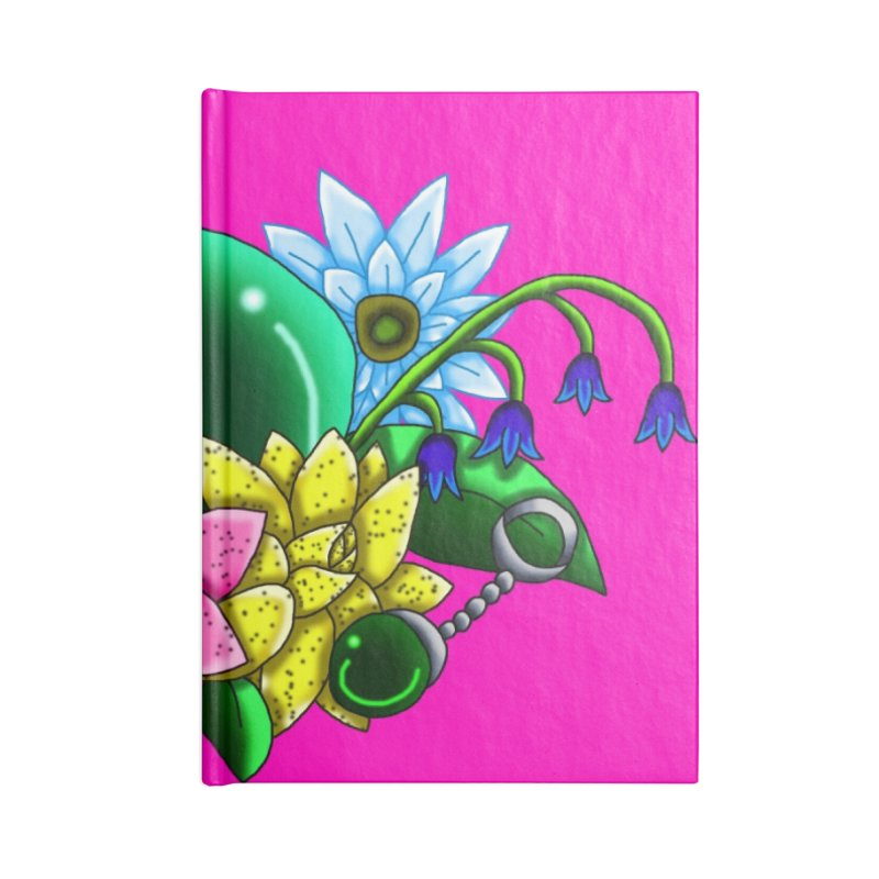 Inverted May Birthstone Dragonball #2 Accessories Notebook by FieryWindWaker's Artist Shop