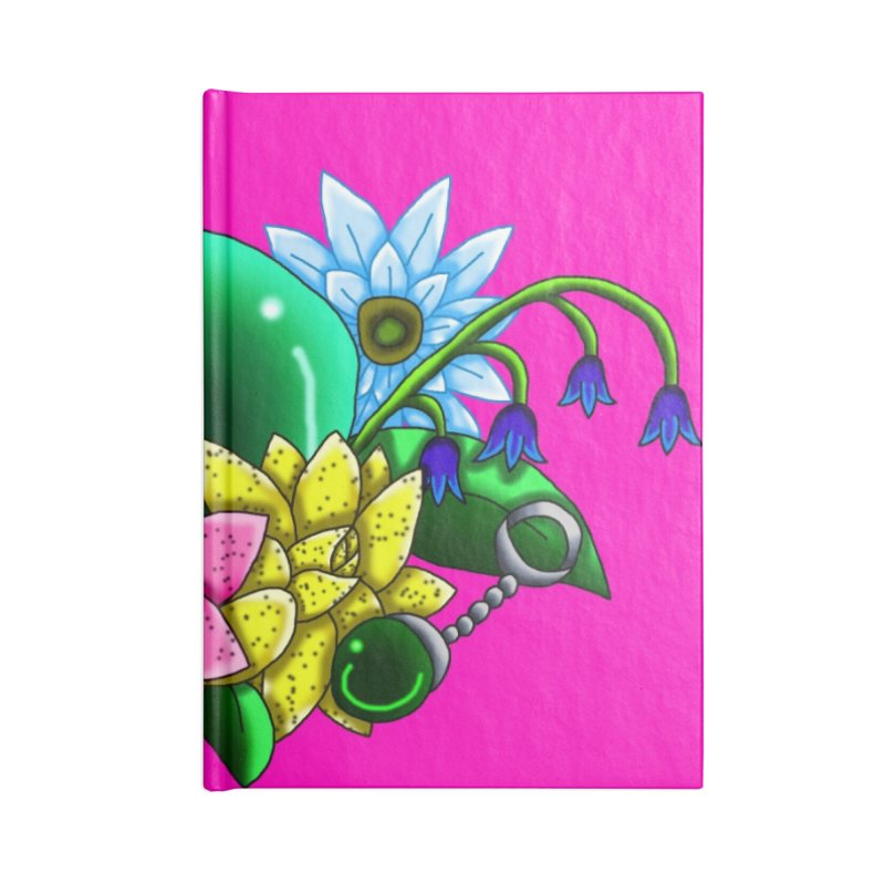 Inverted May Birthstone Dragonball #6 Accessories Notebook by FieryWindWaker's Artist Shop