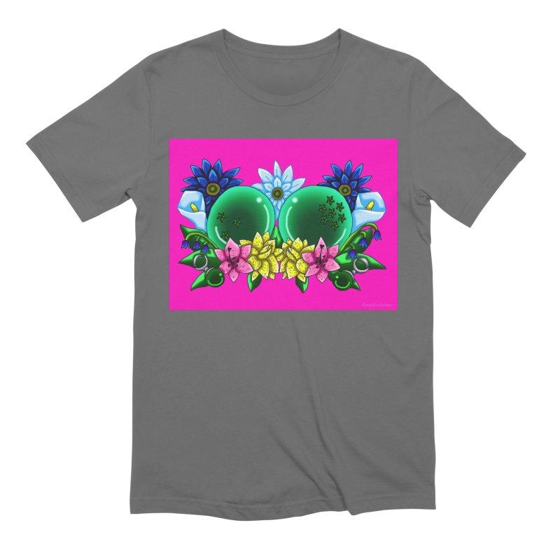 Inverted May Birthstone Dragonballs #10 Men's T-Shirt by FieryWindWaker's Artist Shop
