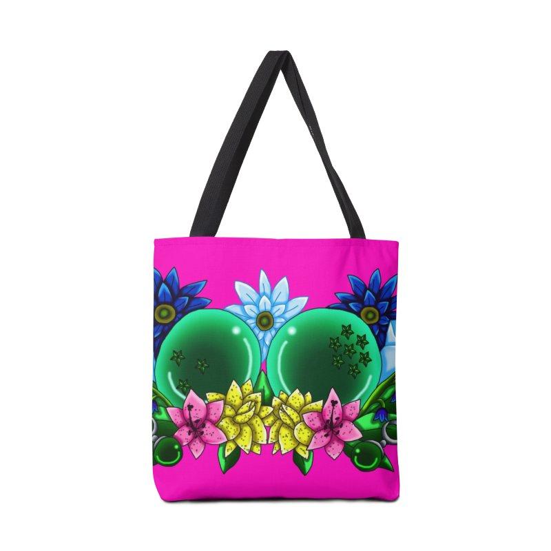 Inverted May Birthstone Dragonballs #10 Accessories Bag by FieryWindWaker's Artist Shop