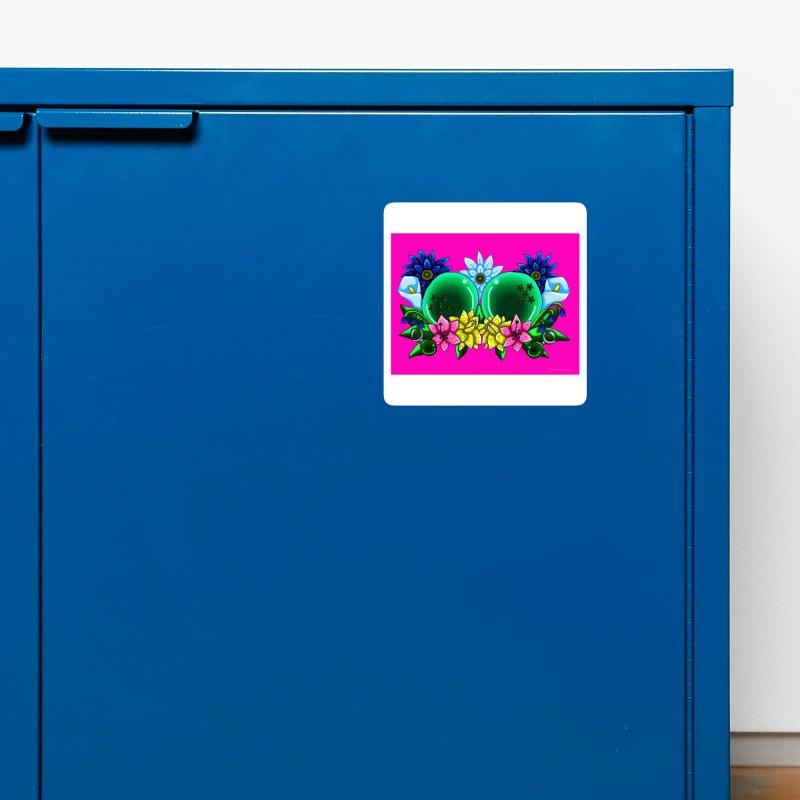 Inverted May Birthstone Dragonballs #11 Accessories Magnet by FieryWindWaker's Artist Shop
