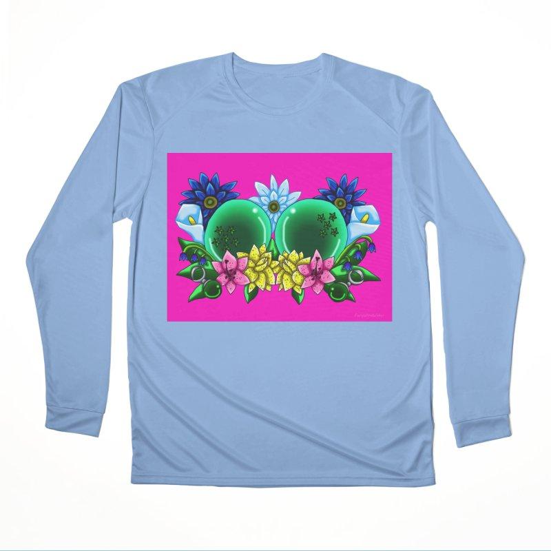 Inverted May Birthstone Dragonballs #11 Men's Longsleeve T-Shirt by FieryWindWaker's Artist Shop