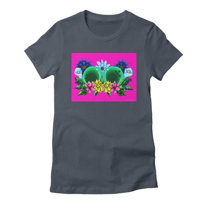 Inverted May Birthstone Dragonballs #11 Women's T-Shirt by FieryWindWaker's Artist Shop