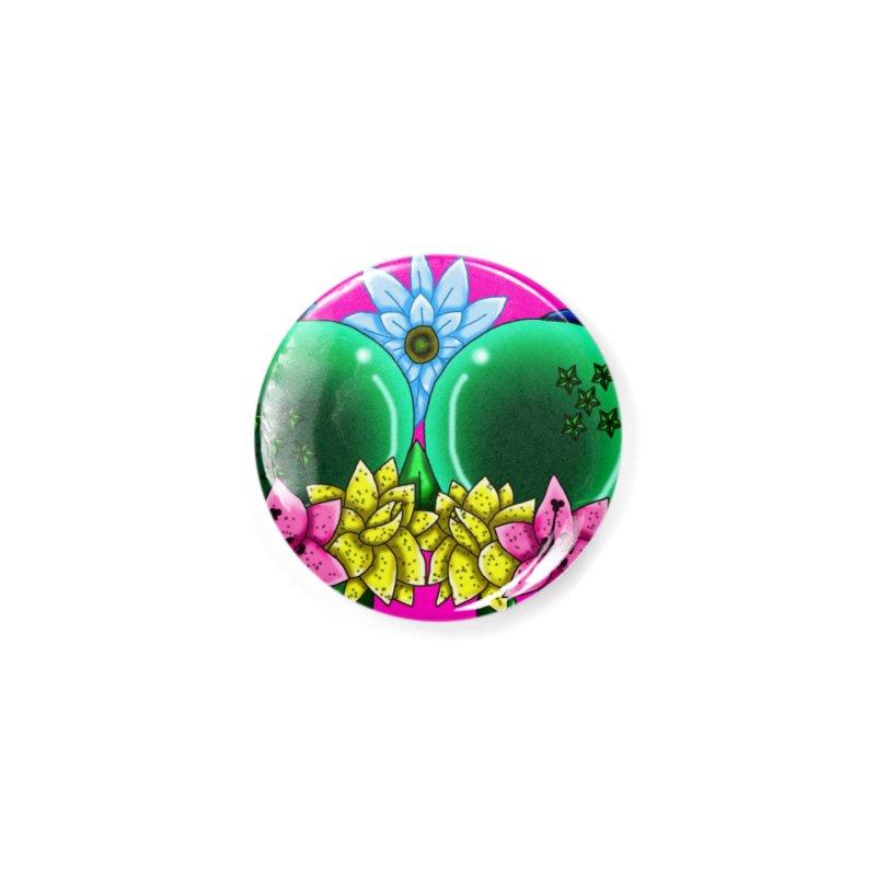 Inverted May Birthstone Dragonballs #11 Accessories Button by FieryWindWaker's Artist Shop