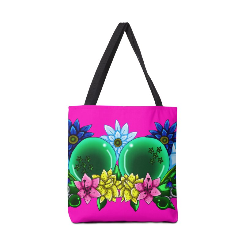 Inverted May Birthstone Dragonballs #11 Accessories Bag by FieryWindWaker's Artist Shop