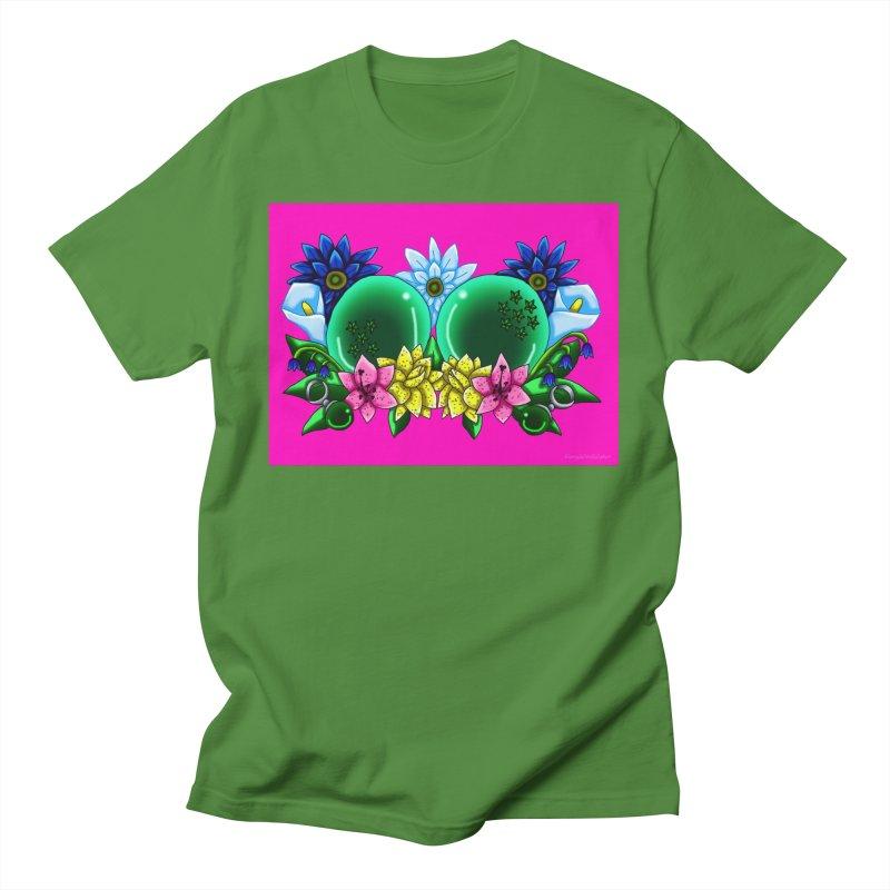 Inverted May Birthstone Dragonballs #12 Men's T-Shirt by FieryWindWaker's Artist Shop