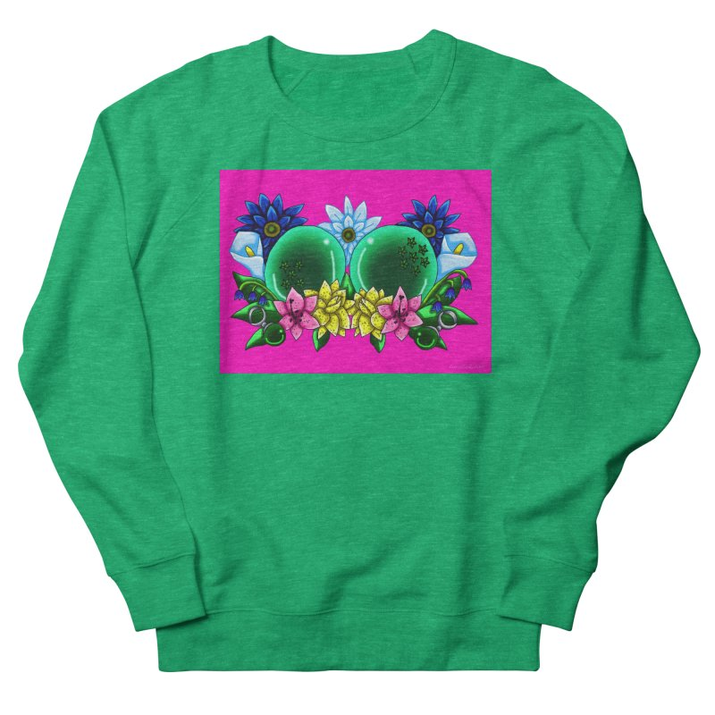Inverted May Birthstone Dragonballs #12 Women's Sweatshirt by FieryWindWaker's Artist Shop