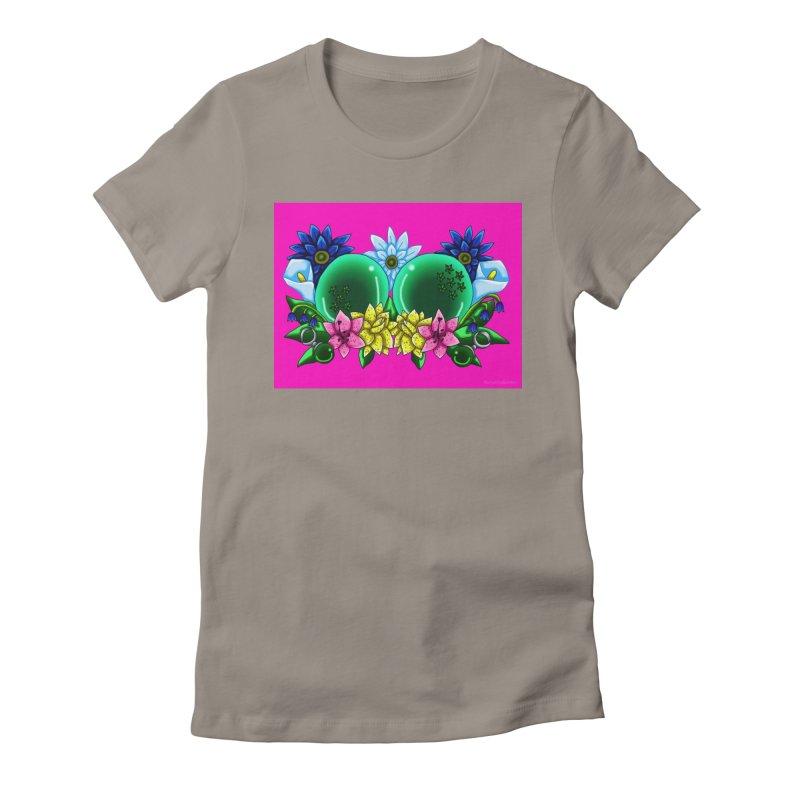 Inverted May Birthstone Dragonballs #12 Women's T-Shirt by FieryWindWaker's Artist Shop
