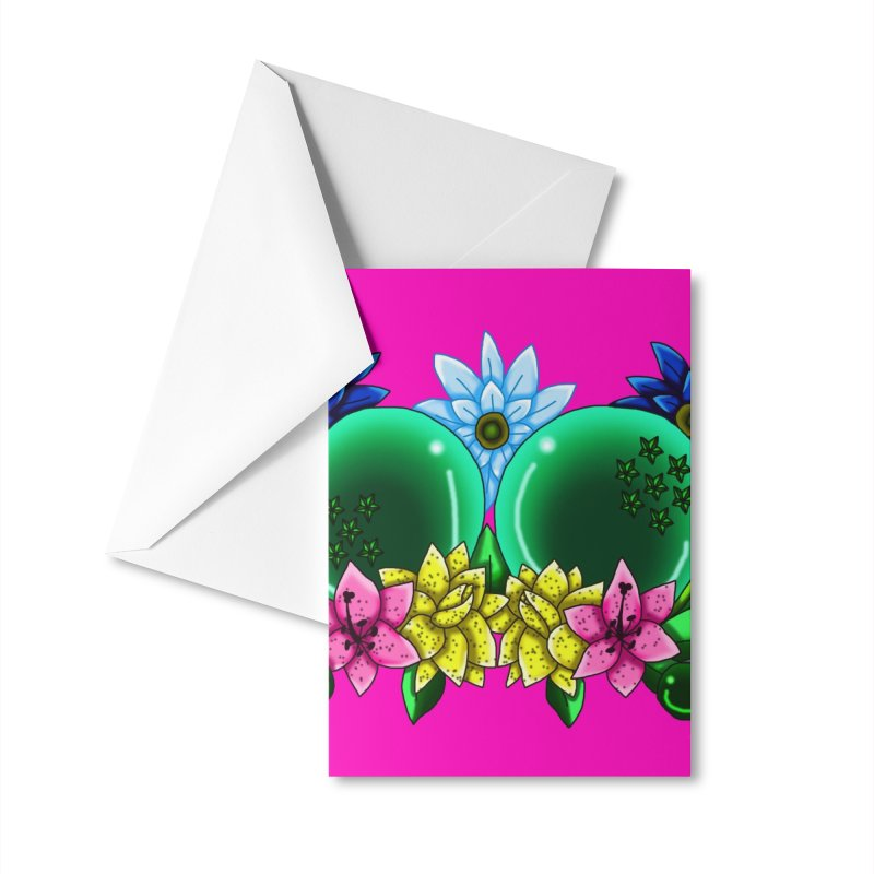 Inverted May Birthstone Dragonballs #12 Accessories Greeting Card by FieryWindWaker's Artist Shop