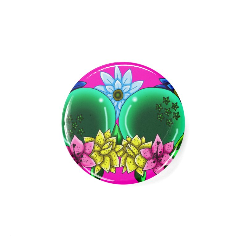 Inverted May Birthstone Dragonballs #12 Accessories Button by FieryWindWaker's Artist Shop