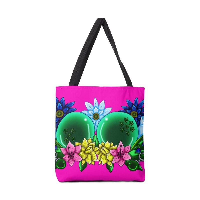 Inverted May Birthstone Dragonballs #12 Accessories Bag by FieryWindWaker's Artist Shop