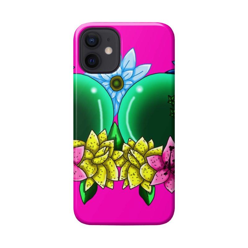 Inverted May Birthstone Dragonballs #12 Accessories Phone Case by FieryWindWaker's Artist Shop