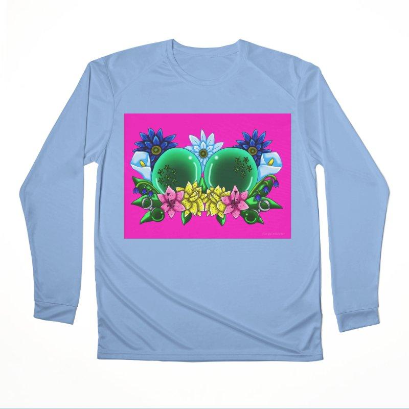 Inverted May Birthstone Dragonballs #13 Men's Longsleeve T-Shirt by FieryWindWaker's Artist Shop