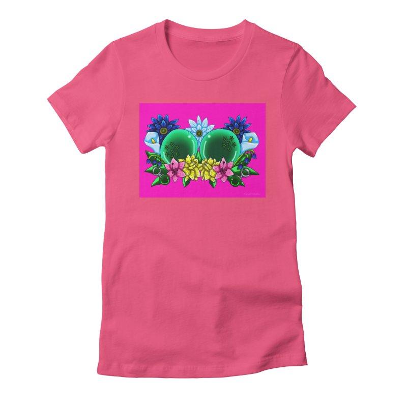 Inverted May Birthstone Dragonballs #13 Women's T-Shirt by FieryWindWaker's Artist Shop