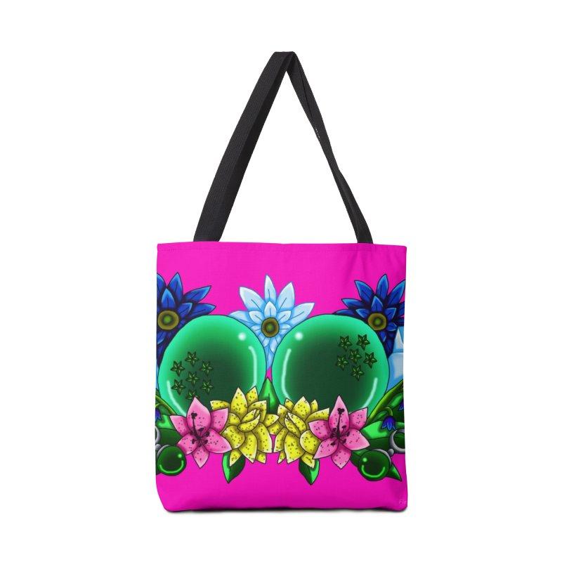 Inverted May Birthstone Dragonballs #13 Accessories Bag by FieryWindWaker's Artist Shop