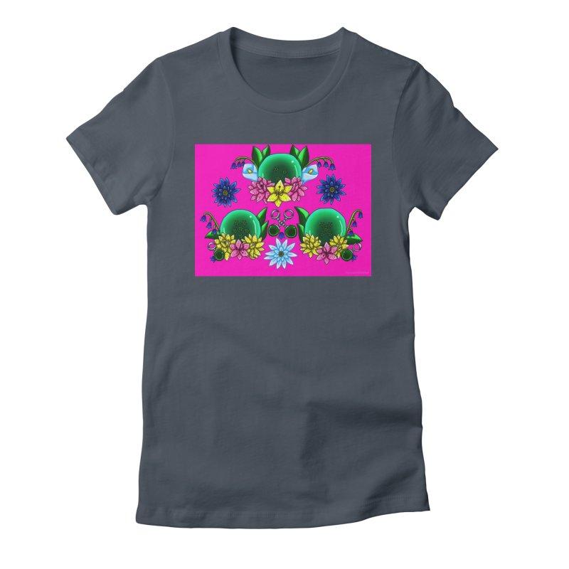 Inverted May Birthstone Dragonballs #14 Women's T-Shirt by FieryWindWaker's Artist Shop