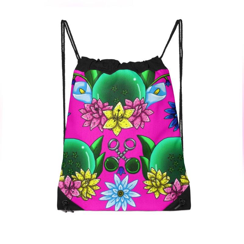 Inverted May Birthstone Dragonballs #14 Accessories Bag by FieryWindWaker's Artist Shop