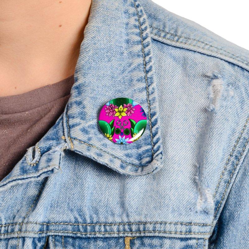 Inverted May Birthstone Dragonballs #15 Accessories Button by FieryWindWaker's Artist Shop