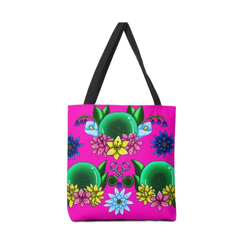 Inverted May Birthstone Dragonballs #15 Accessories Bag by FieryWindWaker's Artist Shop