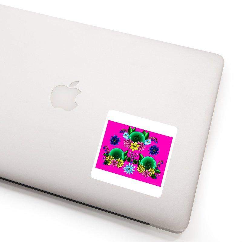 Inverted May Birthstone Dragonballs #15 Accessories Sticker by FieryWindWaker's Artist Shop