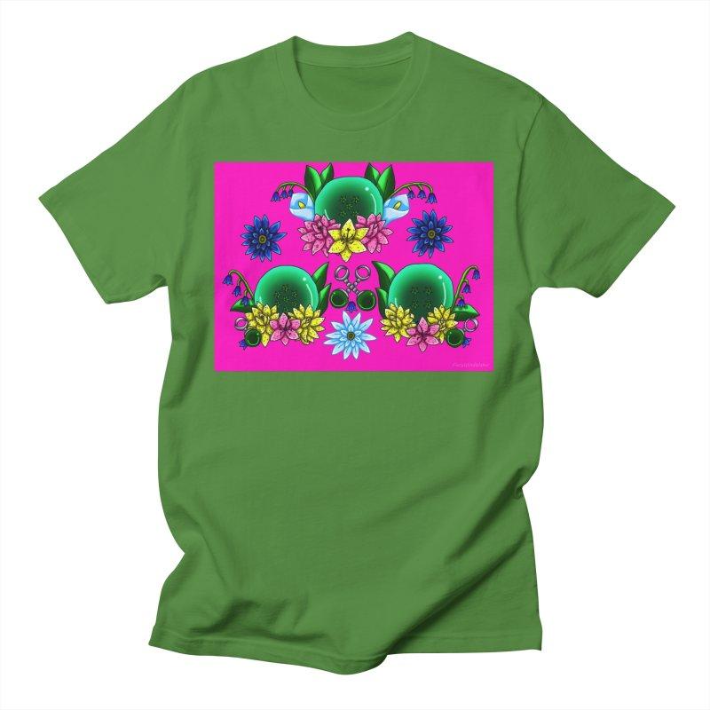 Inverted May Birthstone Dragonballs #16 Men's T-Shirt by FieryWindWaker's Artist Shop