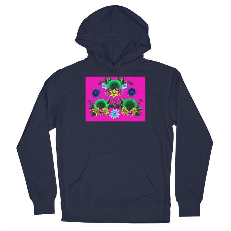 Inverted May Birthstone Dragonballs #17 Men's Pullover Hoody by FieryWindWaker's Artist Shop
