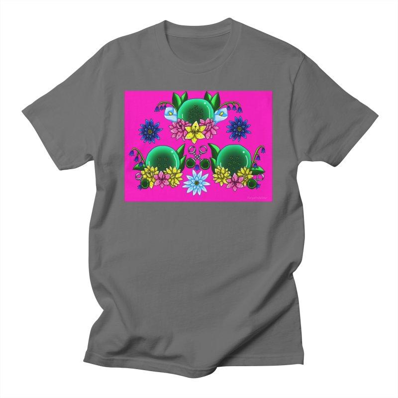 Inverted May Birthstone Dragonballs #17 Men's T-Shirt by FieryWindWaker's Artist Shop