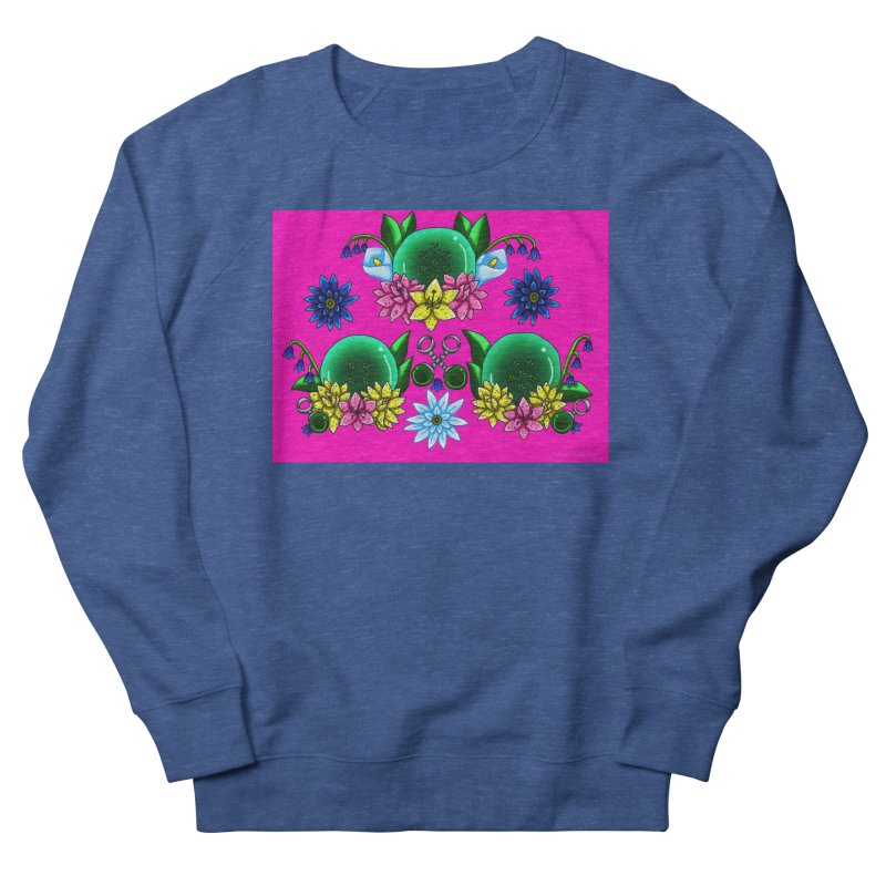 Inverted May Birthstone Dragonballs #17 Men's Sweatshirt by FieryWindWaker's Artist Shop
