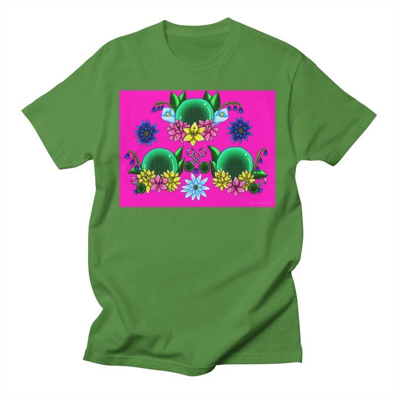 Inverted May Birthstone Dragonballs #18 Men's T-Shirt by FieryWindWaker's Artist Shop