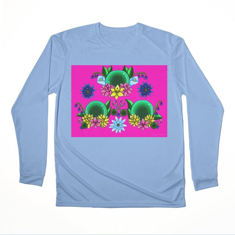 Inverted May Birthstone Dragonballs #18 Men's Longsleeve T-Shirt by FieryWindWaker's Artist Shop