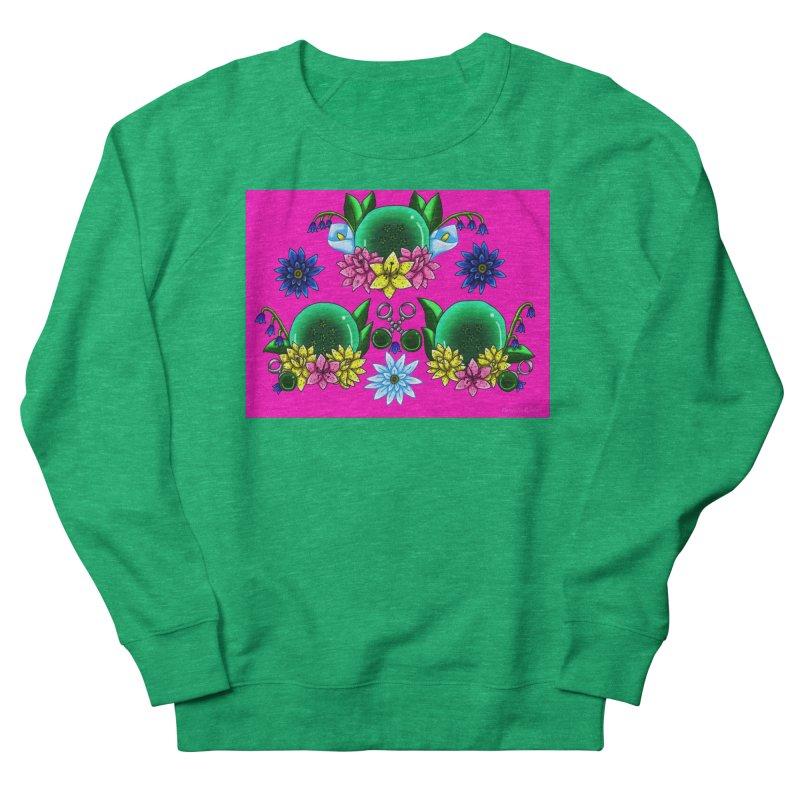 Inverted May Birthstone Dragonballs #18 Women's Sweatshirt by FieryWindWaker's Artist Shop
