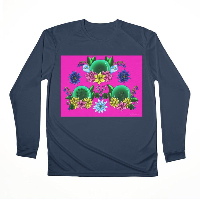 Inverted May Birthstone Dragonballs #19 Men's Longsleeve T-Shirt by FieryWindWaker's Artist Shop