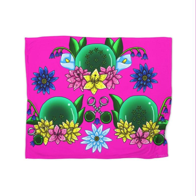 Inverted May Birthstone Dragonballs #20 Home Blanket by FieryWindWaker's Artist Shop