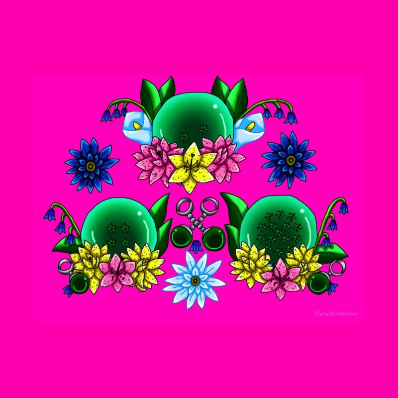 Inverted May Birthstone Dragonballs #21 Accessories Bag by FieryWindWaker's Artist Shop