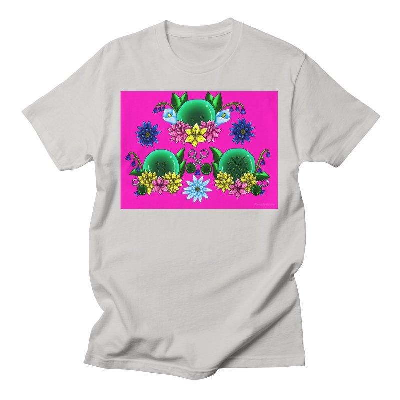 Inverted May Birthstone Dragonballs #21 Men's T-Shirt by FieryWindWaker's Artist Shop