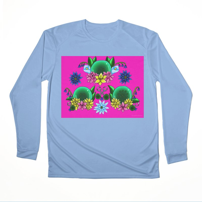 Inverted May Birthstone Dragonballs #21 Men's Longsleeve T-Shirt by FieryWindWaker's Artist Shop