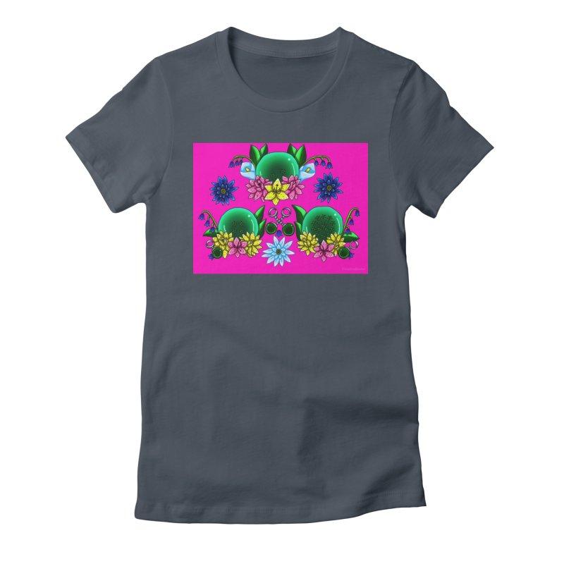 Inverted May Birthstone Dragonballs #21 Women's T-Shirt by FieryWindWaker's Artist Shop