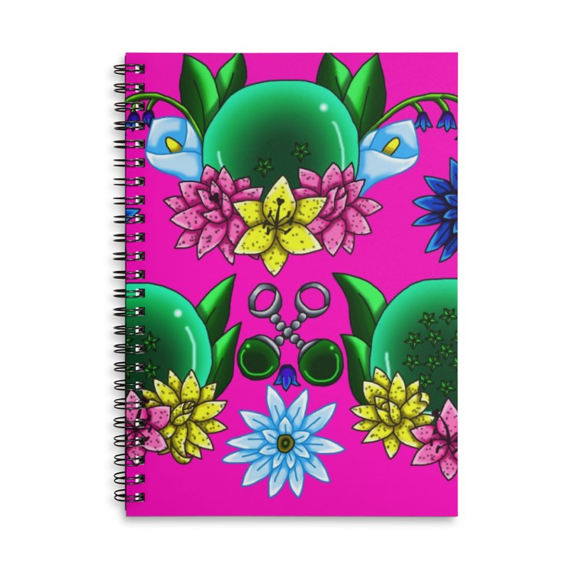 Inverted May Birthstone Dragonballs #21 Accessories Notebook by FieryWindWaker's Artist Shop