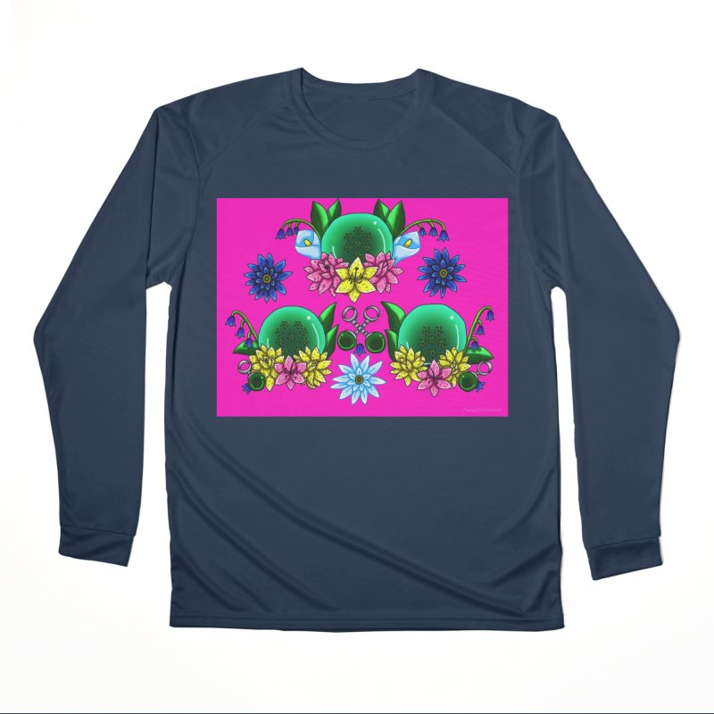 Inverted May Birthstone Dragonballs #22 Men's Longsleeve T-Shirt by FieryWindWaker's Artist Shop