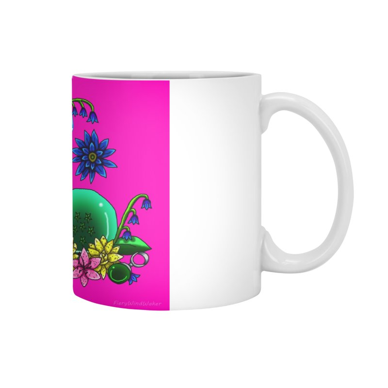Inverted May Birthstone Dragonballs #22 Accessories Mug by FieryWindWaker's Artist Shop