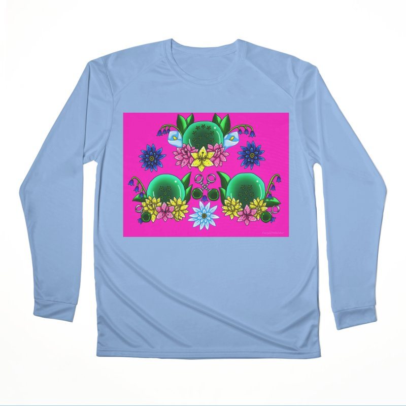 Inverted May Birthstone Dragonballs #23 Men's Longsleeve T-Shirt by FieryWindWaker's Artist Shop