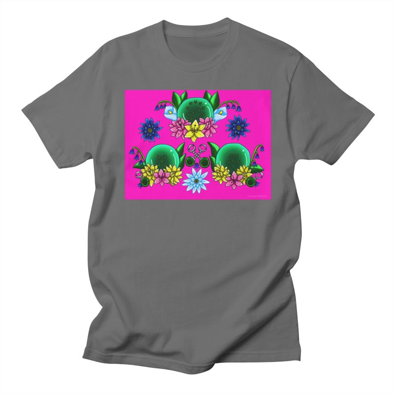 Inverted May Birthstone Dragonballs #23 Men's T-Shirt by FieryWindWaker's Artist Shop