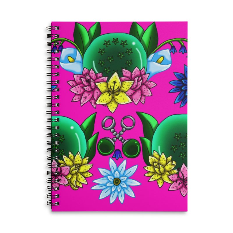 Inverted May Birthstone Dragonballs #23 Accessories Notebook by FieryWindWaker's Artist Shop