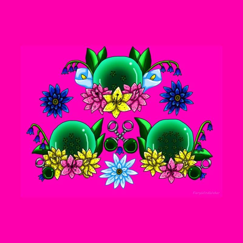 Inverted May Birthstone Dragonballs #24 Kids T-Shirt by FieryWindWaker's Artist Shop
