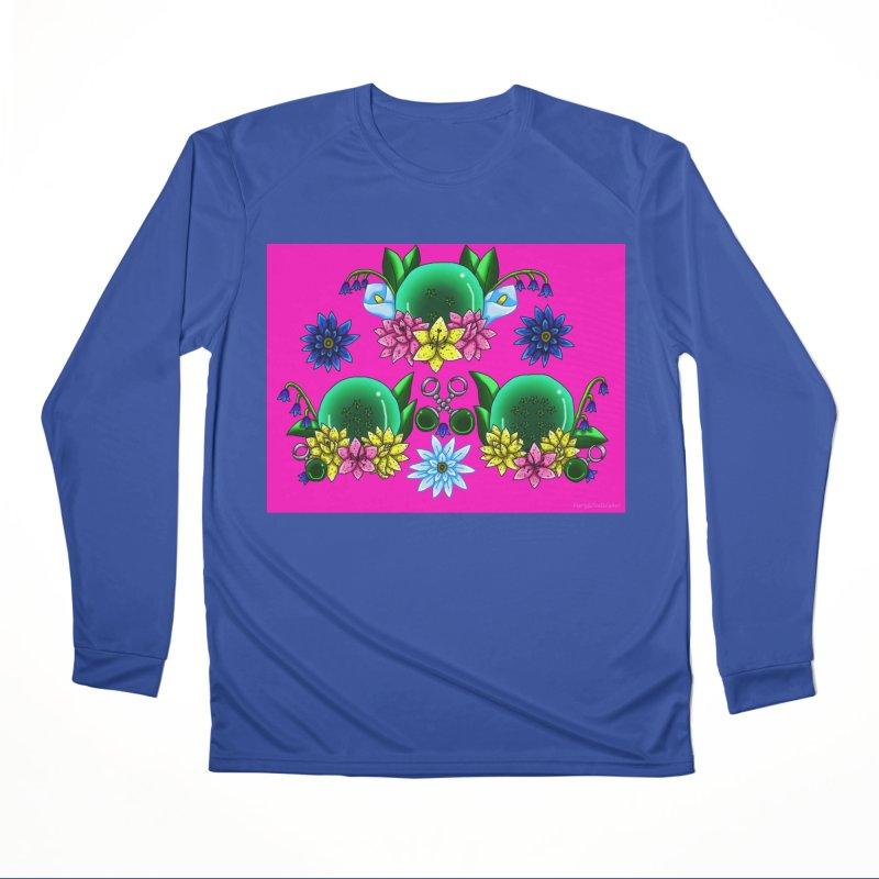 Inverted May Birthstone Dragonballs #24 Men's Longsleeve T-Shirt by FieryWindWaker's Artist Shop