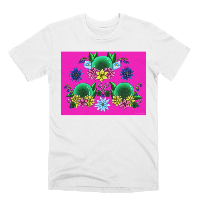 Inverted May Birthstone Dragonballs #24 Men's T-Shirt by FieryWindWaker's Artist Shop