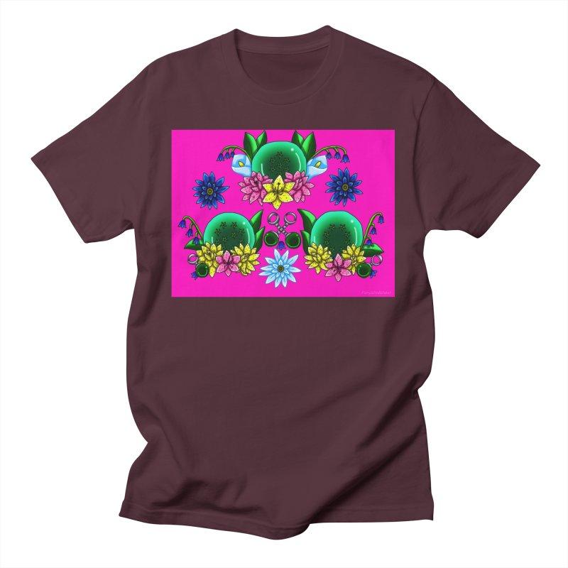 Inverted May Birthstone Dragonballs #25 Men's T-Shirt by FieryWindWaker's Artist Shop